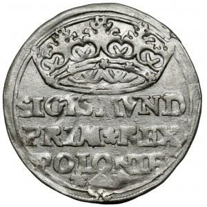 Zygmunt I Stary, Grosz Kraków 1527 - renesansowa