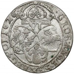 Zygmunt III Waza, Szóstak Kraków 1626 - piękny