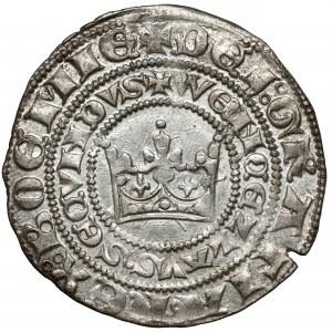 Wacław II Czeski (1278–1305), Grosz praski