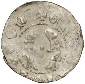 Śląsk, Księstwo głogowskie, Henryk III (1279-1309) Kwartnik - ryby