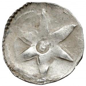Śląsk, Księstwo głogowskie, Henryk III (1273-1309), Parwus (1/4 kwartnika) Wołów?
