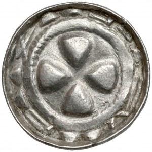 Denar krzyżowy CNP VI - Krzyż prosty