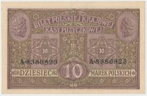 10 mkp 1916 Generał ...biletów
