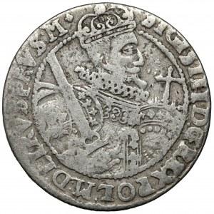 Zygmunt III Waza, Ort Bydgoszcz 1622 - PRVS M - błąd L/HRI