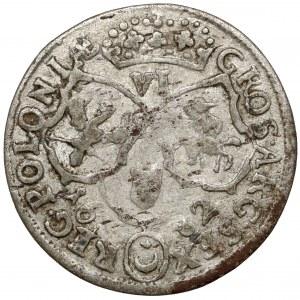 Jan III Sobieski, Szóstak Bydgoszcz 1682 TLB