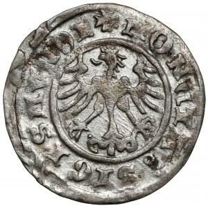 Zygmunt I Stary, Półgrosz Kraków 1509 - ex. Kałkowski