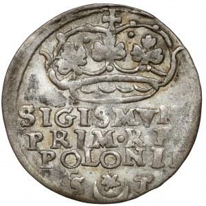 Zygmunt I Stary, Grosz Kraków 1546 ST - ex. Kałkowski
