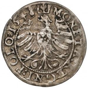 Zygmunt I Stary, Grosz Kraków 1548 ST - rzadki - ex. Kałkowski