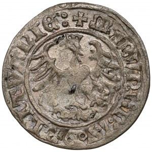 Zygmunt I Stary, Półgrosz Wilno 1509 - ex. Kałkowski