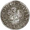 Zygmunt I Stary, Półgrosz Wilno 1514 - ex. Kałkowski