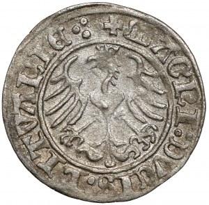 Zygmunt I Stary, Półgrosz Wilno 1513 - ex. Kałkowski