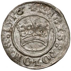 Zygmunt I Stary, Półgrosz Kraków 1510 - ex. Kałkowski