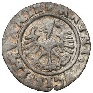 Zygmunt I Stary, Półgrosz Wilno 1526 - ex. Kałkowski