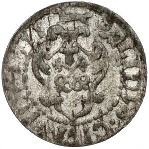 Zygmunt III Waza, Szeląg Ryga 1611 - ex. Kałkowski