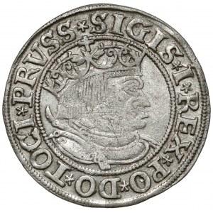 Zygmunt I Stary, Grosz Toruń 1533 - PRVSS