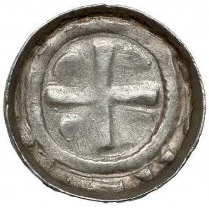 Denar krzyżowy CNP VI - Krzyż prosty - rzadszy