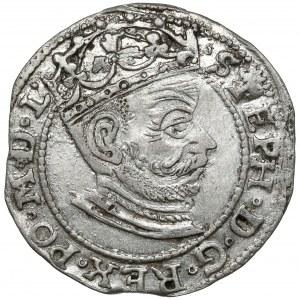 Stefan Batory, Grosz Ryga 1581