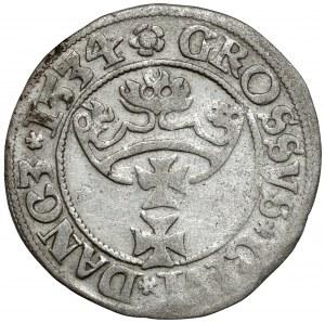 Zygmunt I Stary, Grosz Gdańsk 1534 - PRV
