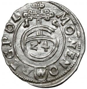 Zygmunt III Waza, Półtorak Bydgoszcz 1615 - piękny