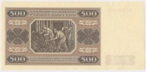 500 złotych 1948 - BC