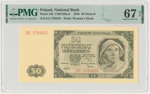 50 złotych 1948 - EC
