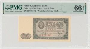 2 złote 1948 - CF