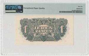 1 złoty 1944 ...owym - AB