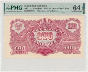 100 złotych 1944 ...owe - Rd - seria zastępcza