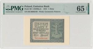 1 złoty 1941 - BC