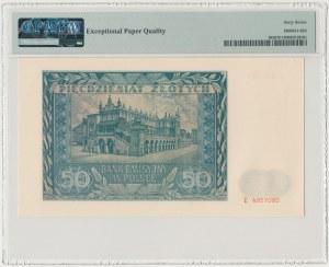 50 złotych 1941 - E