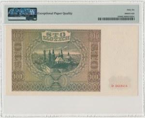 100 złotych 1941 - D