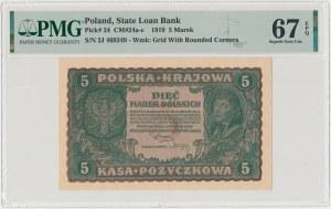 5 mkp 1919 - II Serja J