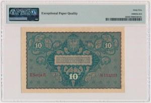10 mkp 1919 - II Serja E