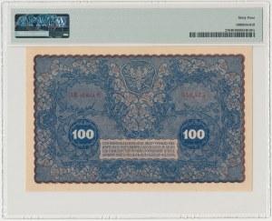 100 mkp 1919 - IB Serja C