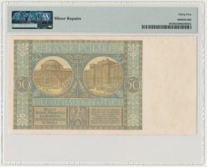 50 złotych 1925 - Ser.K