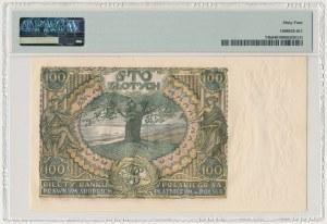 100 złotych 1932 +X+ w znaku wodnym