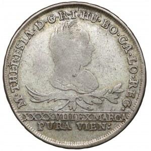 Zabór austriacki, Oświęcimsko-Zatorskie, 30 krajcarów 1777