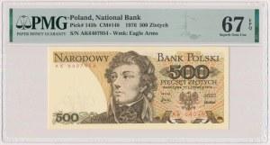 500 złotych 1976 - AK