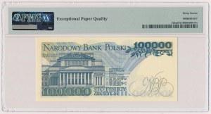 100.000 złotych 1990 - A