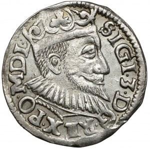 Zygmunt III Waza, Trojak Poznań 1594 - b.ładny