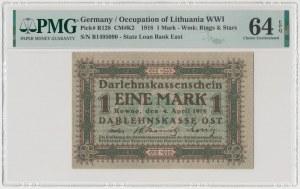 Kowno, 1 marka 1918 - B