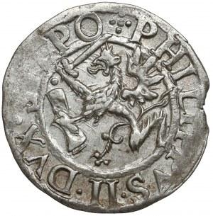 Pomorze, Filip II, Półtorak (Reichsgroschen) 1615, Szczecin