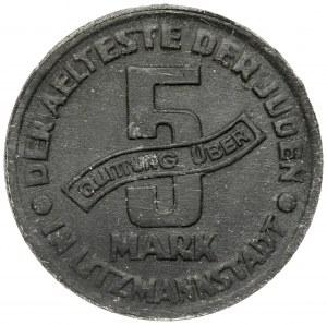 Getto Łódź, 5 marek 1943 Mg - piękne