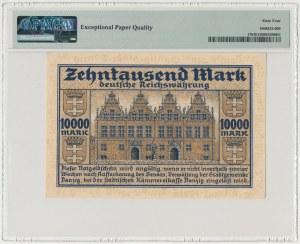 Gdańsk, 10.000 marek 1923