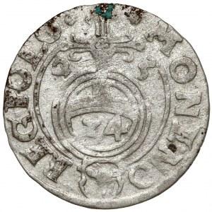 Zygmunt III Waza, Półtorak Bydgoszcz 1625 - Orły w koronach