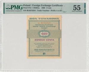 PEWEX 1 cent 1960 - Bl