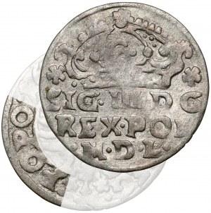 Zygmunt III Waza, Grosz Bydgoszcz 1624 - POPO - b.rzadki