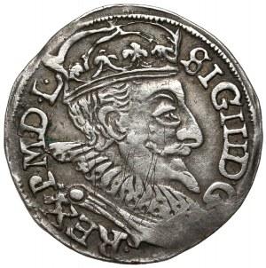 Zygmunt III Waza, Trojak Lublin 1598 - pełna data