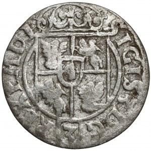 Zygmunt III Waza, Półtorak Bydgoszcz 1622 - błąd POOLO - rzadki