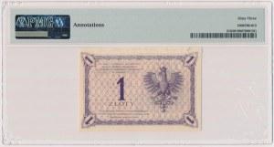 1 złoty 1919 - S.29 A